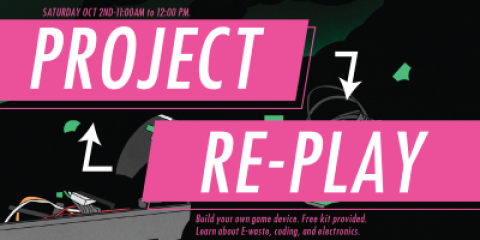 Project Re-Play logo